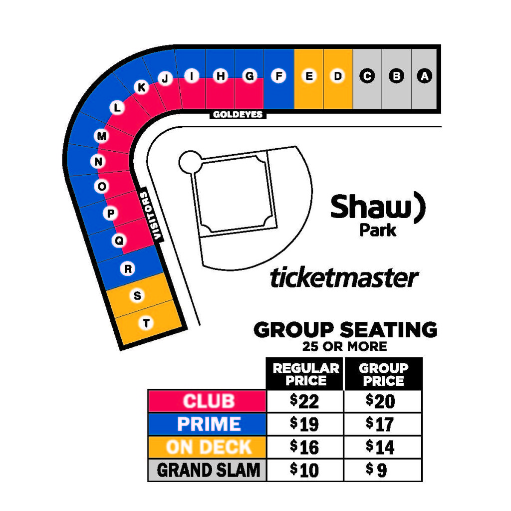 Group Seating