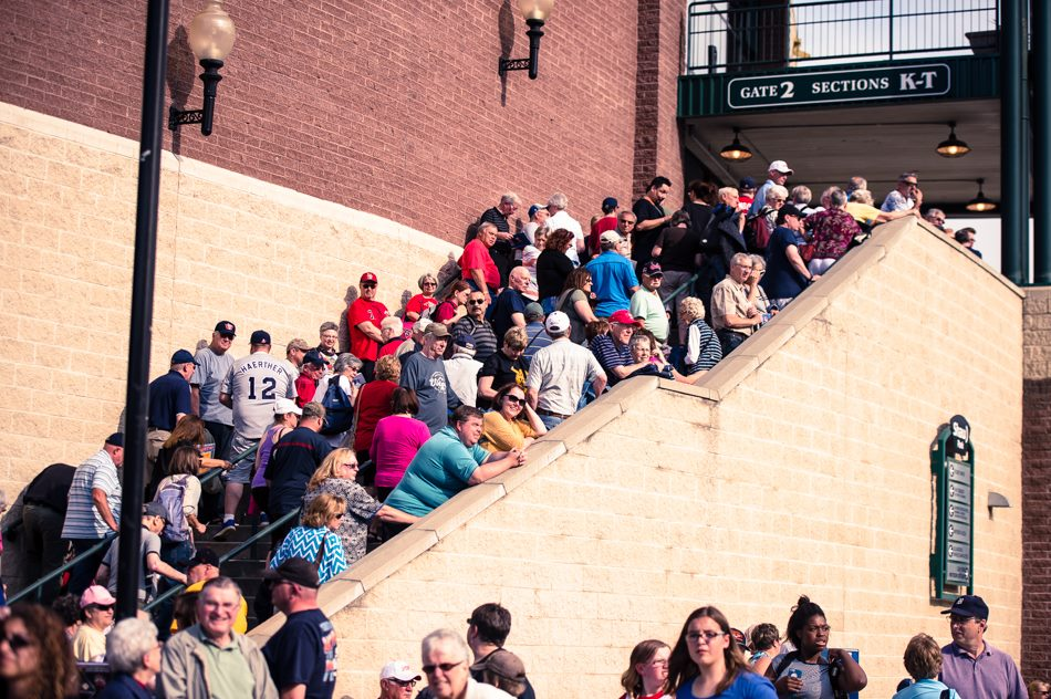 Packed House Welcomes Goldeyes to Win