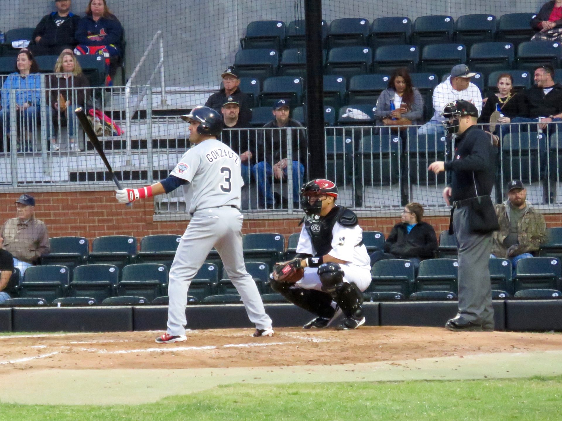 Goldeyes Gritty in Extra Innings