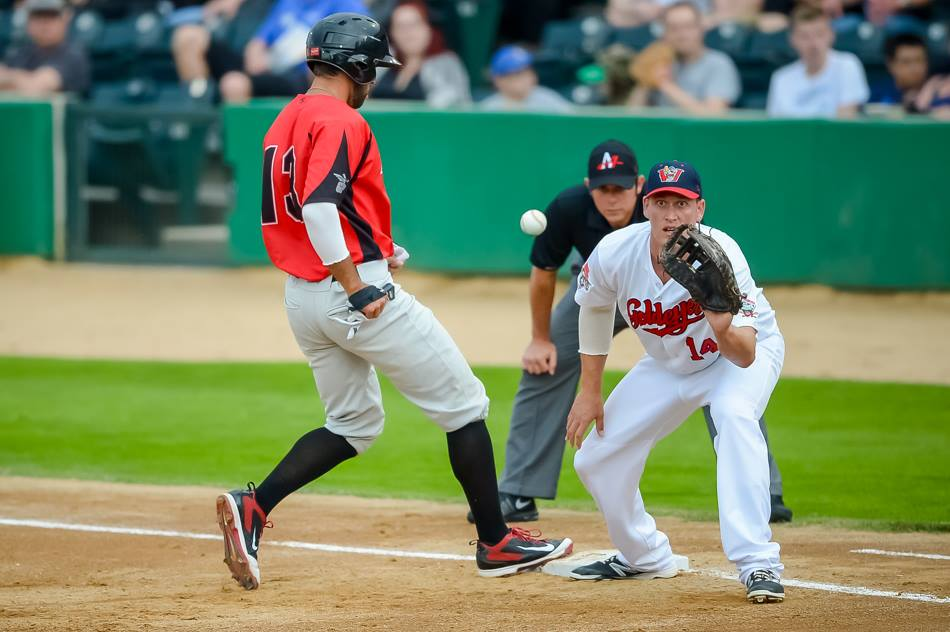 Goldeyes' Bullpen and Bats Clutch in Comeback