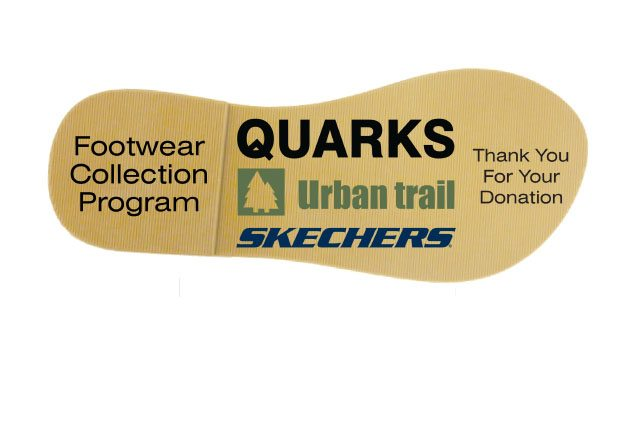 Goldeyes, Quark Group to Collect & Donate Footwear