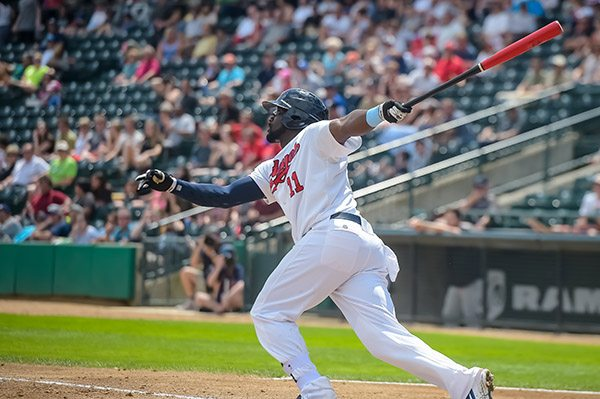 June 19,2016,Winnipeg, MB. Goldeyes vs St Paul Saints at Shaw Park, Credit Winnipeg Goldeyes Photographer Tara Miller