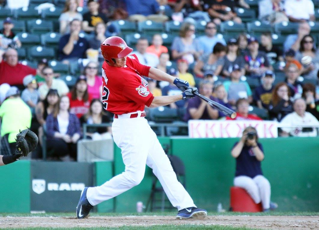 Goldeyes Fall To Railcats