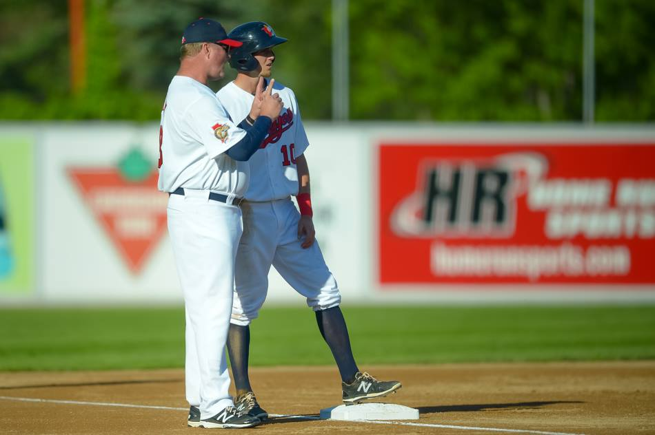 Saltdogs Rally Past Goldeyes in Eighth