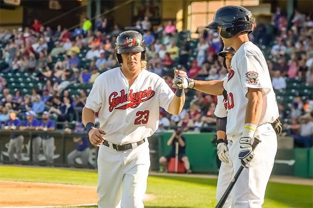 Goldeyes Win Streak Stretches To Double Digits