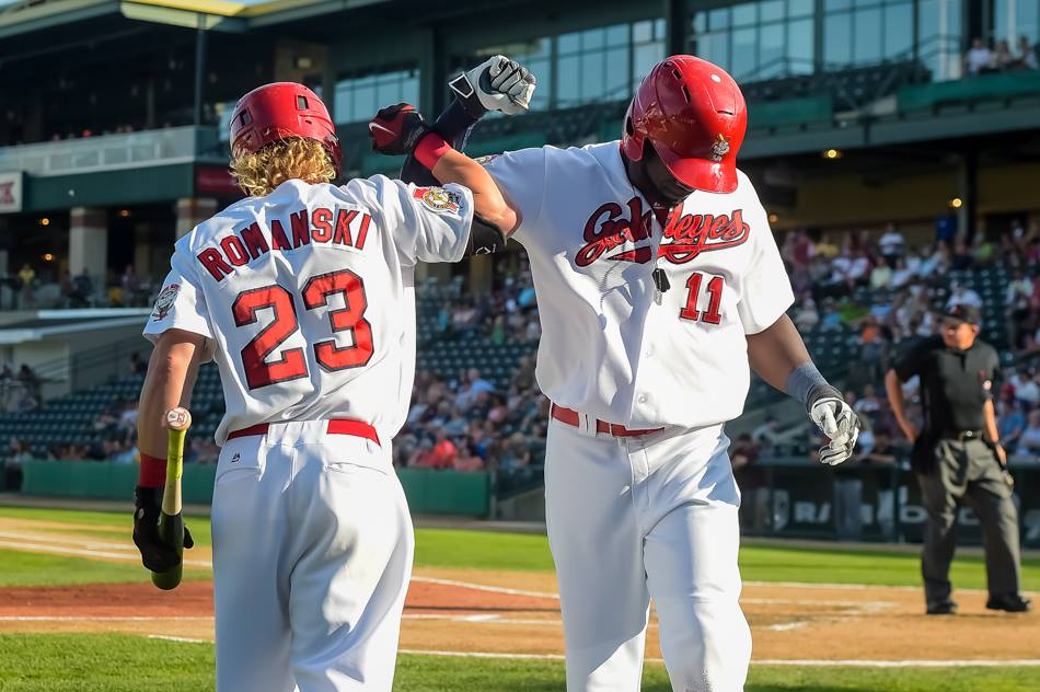 Goldeyes Win Fifth Straight