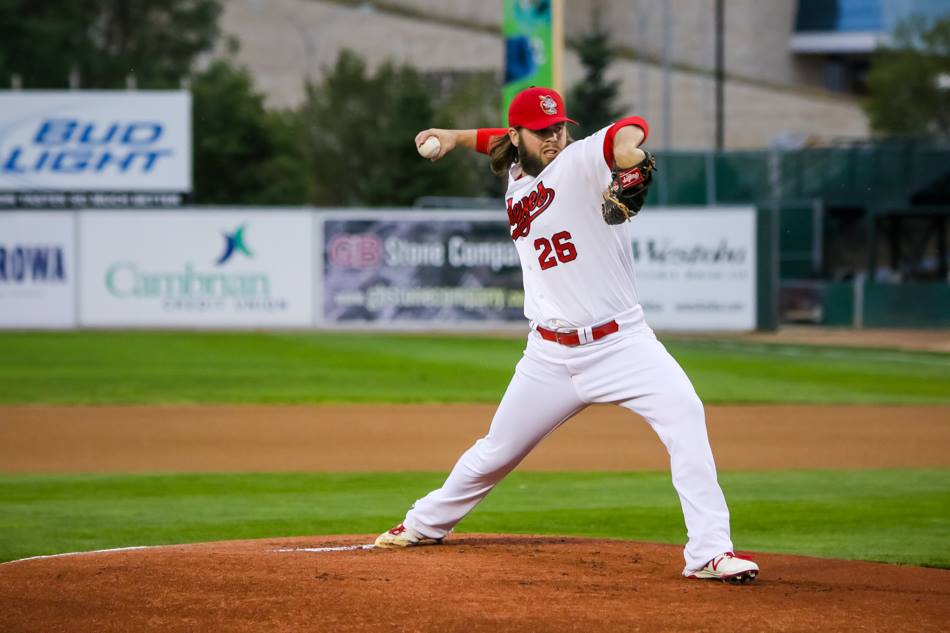 Goldeyes Fall Short in Series-Opening Pitcher's Duel
