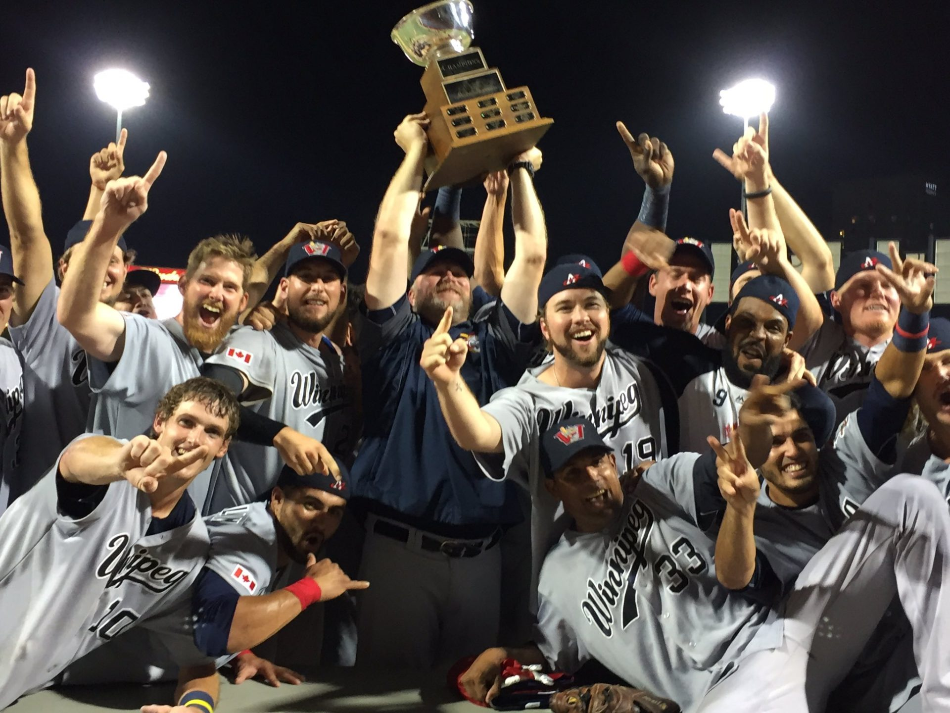 Goldeyes Are Champions!