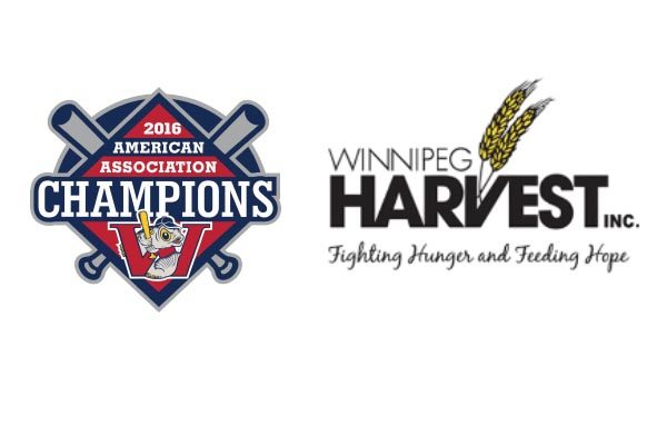 Help The Goldeyes Support Winnipeg Harvest