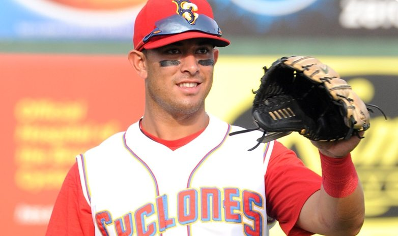 Goldeyes Strengthen Outfield