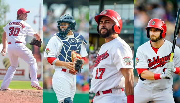 Four Goldeyes Go Out On Top