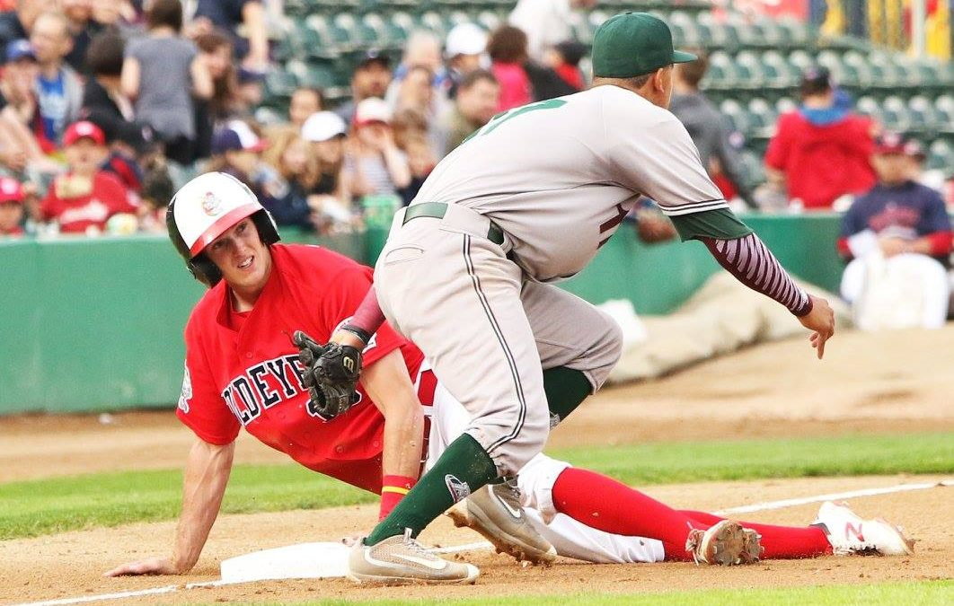 Timely Hitting, Clutch Relief Lead Goldeyes