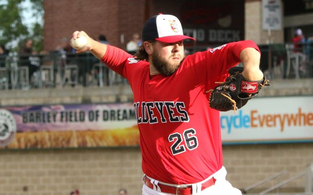O'Brien Outstanding as Goldeyes Blank Texas