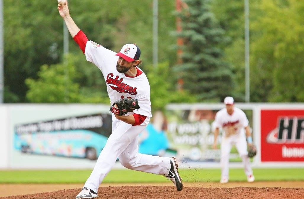 Goldeyes Fall Just Short in Saints Sunday Matinee