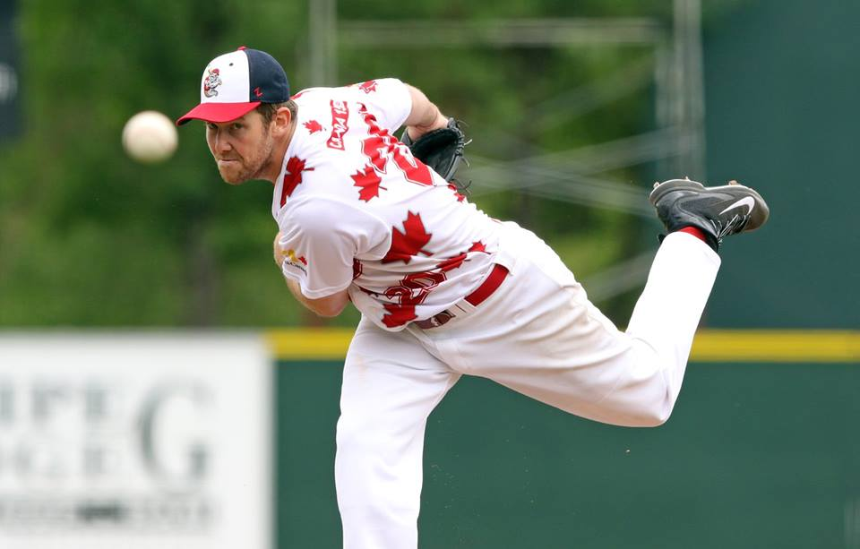 McGovern Earns Pitcher of the Week Honours Again