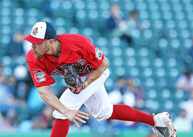 Carl Ties Career-High as Goldeyes Beat Explorers