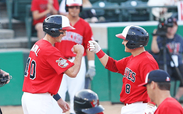 Another Fast Start Helps Goldeyes Take Over First Place
