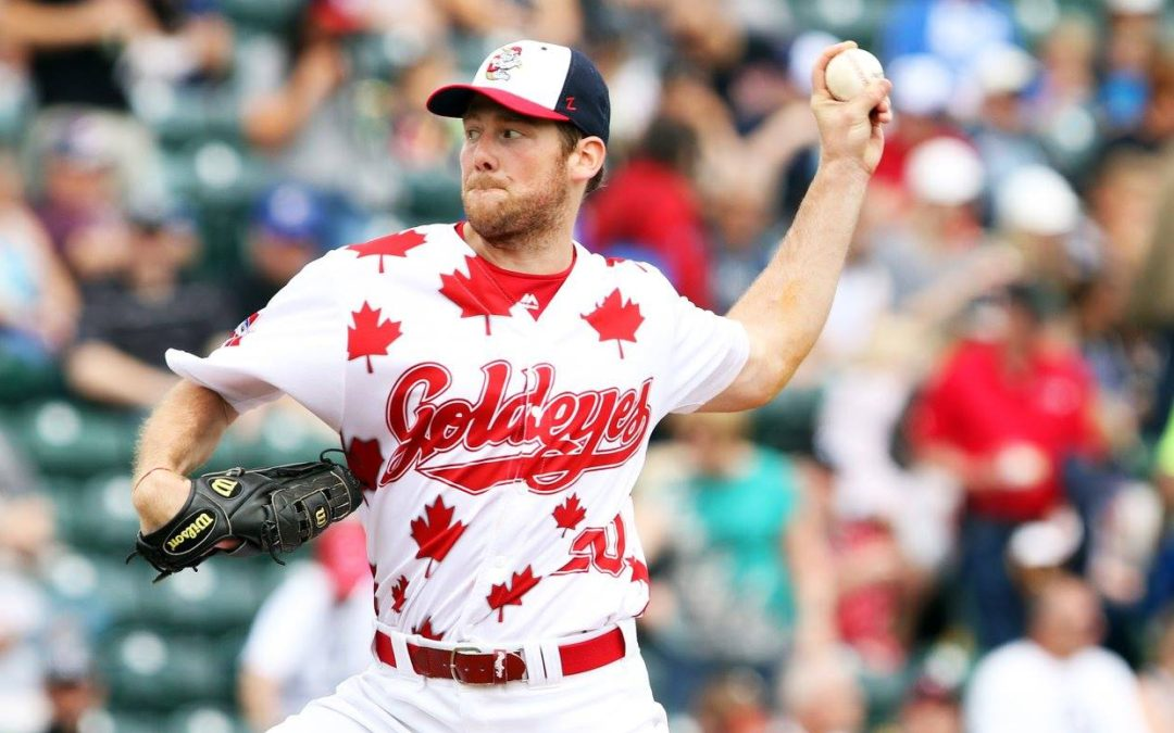McGovern, Goldeyes Complete Sweep of Canaries