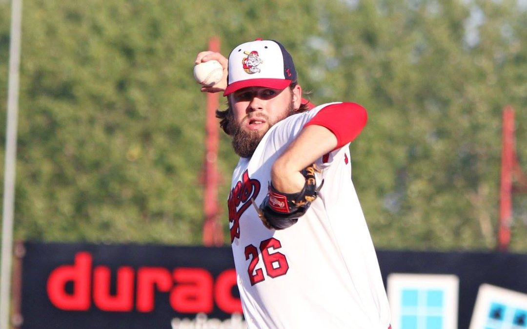 RedHawks Edge Goldeyes Late