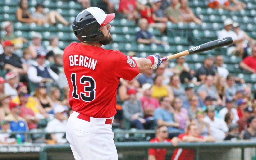 Goldeyes Fall to RedHawks