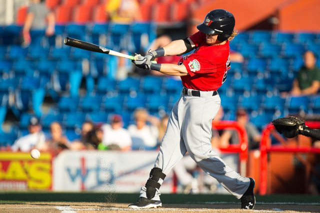 Goldeyes Ride Early Offence to End Wingnuts Streak