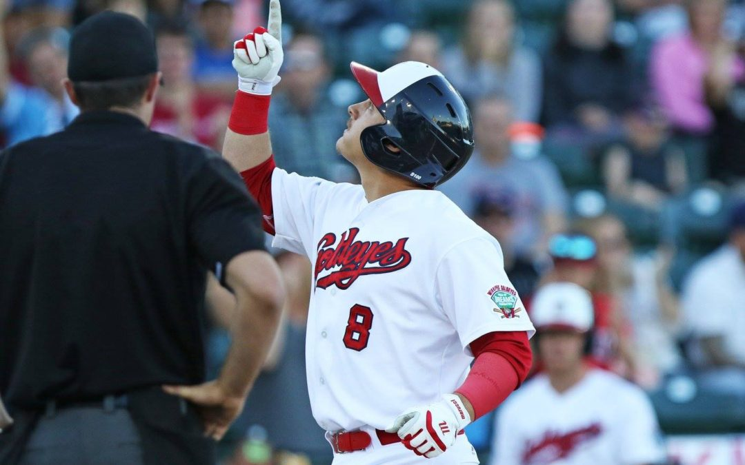 Five Homers, McGovern Help Goldeyes Blank Sioux City