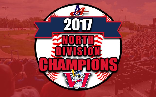 Goldeyes Clinch North Division!
