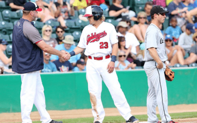 Goldeyes Take Series From Wingnuts
