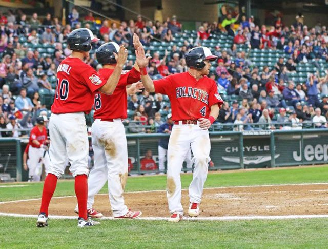 Patience, Big Innings Lead Goldeyes Past Sioux Falls