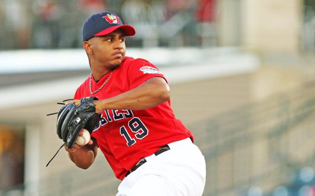 Rosario Brilliant in Debut, Goldeyes Edged by Wingnuts