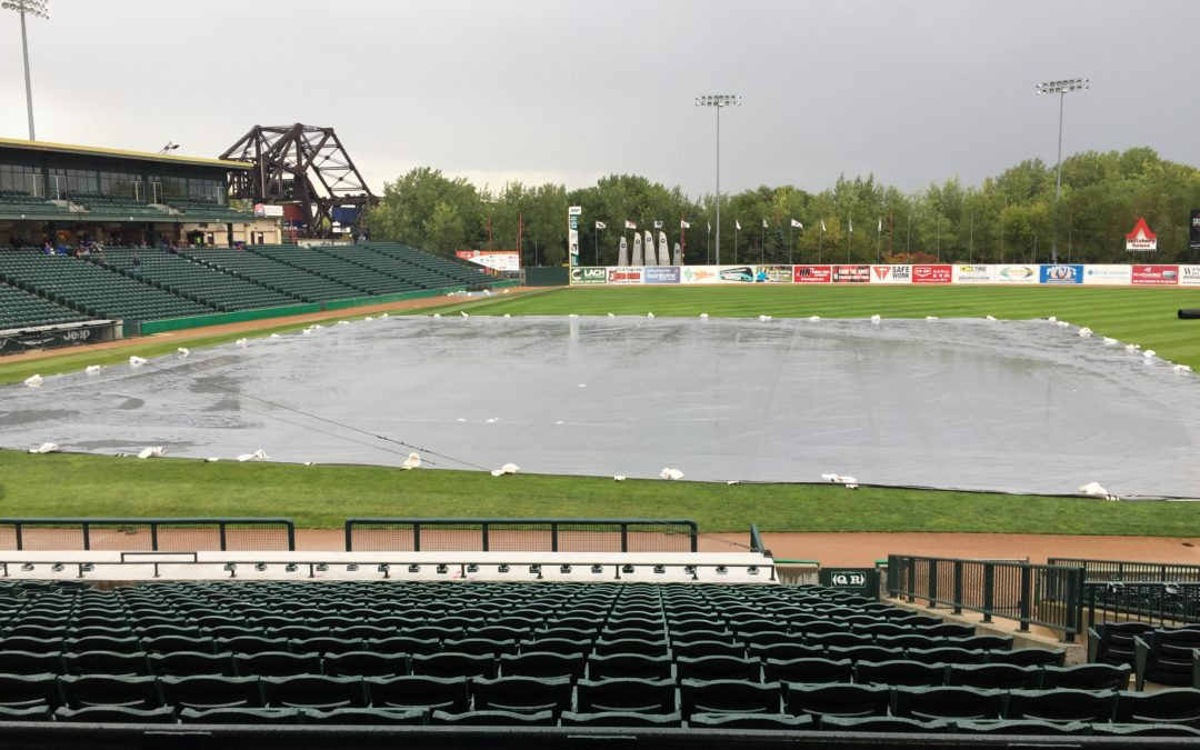 Today's Game is Delayed