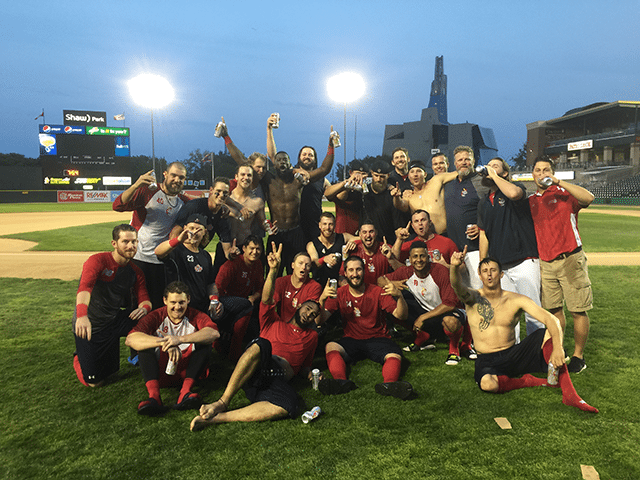 Dramatic Ninth Sends Goldeyes to Championship Series