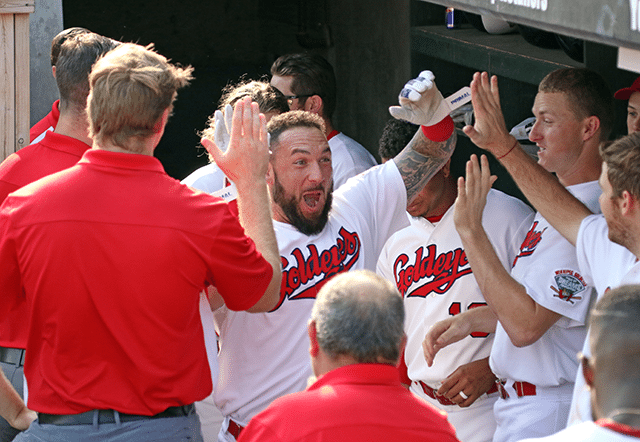 Goldeyes Compete to Repeat as American Association Champions!