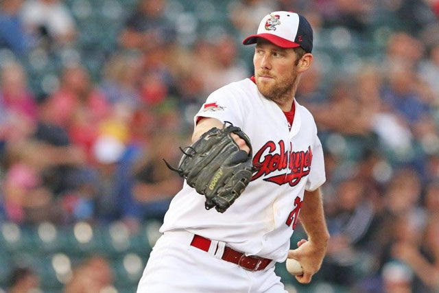 Goldeyes Post Third Consecutive Shutout in Win Over RedHawks