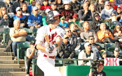 Wingnuts Rally in Eighth to Beat Goldeyes in Game Three
