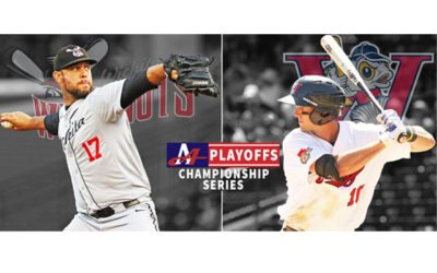 American Association Championship Series Begins Wednesday, Tickets on Sale Now