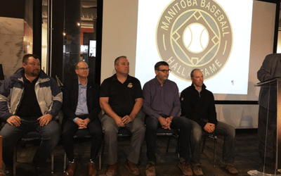 Andrew Collier to be Inducted Into Manitoba Baseball Hall of Fame