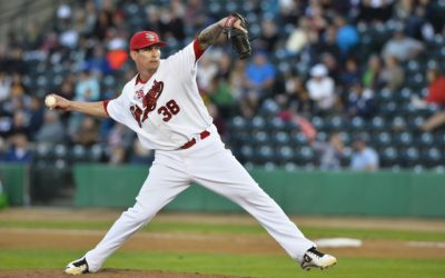 Goldeyes Reacquire Power Reliever