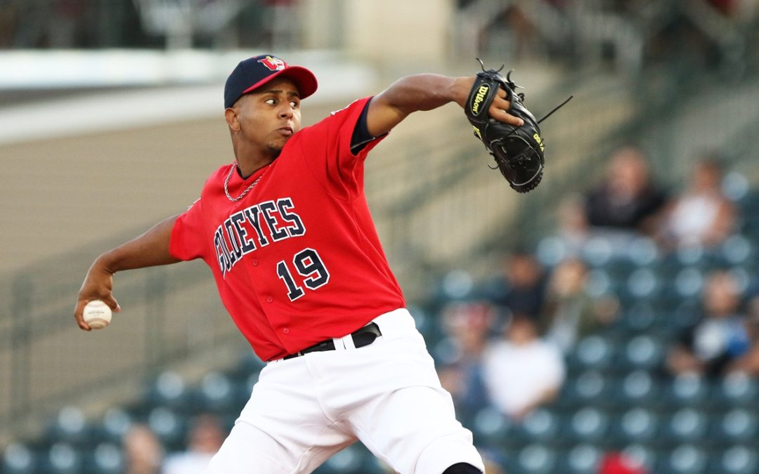 Goldeyes Re-Sign Frontline Starter