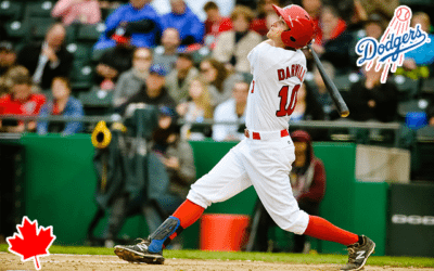 Canadian All-Star Darvill Headed to Dodgers