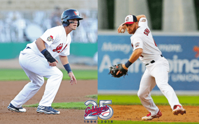 Dynamic Middle Infielders Return for 2018