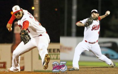 Capellan and Lambson Help Goldeyes Reload 'Pen