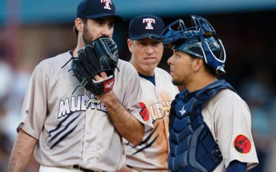 Goldeyes Add Major League Catcher
