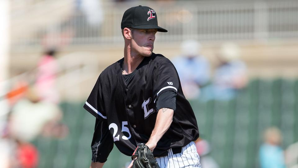 Goldeyes Add Power Right-Handers Charleston, Beardsley