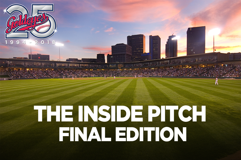 Final Edition of Inside Pitch Airs Wednesday