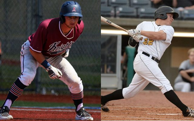 Goldeyes Sign Two Position Players