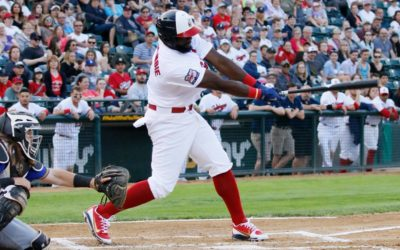McGovern, Bats Dominate in Home Opener