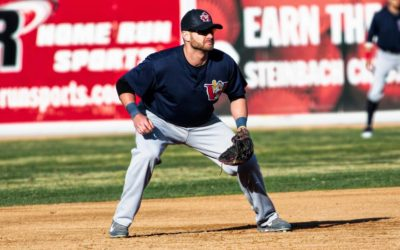 RedHawks Rally Past Goldeyes in Spring Contest