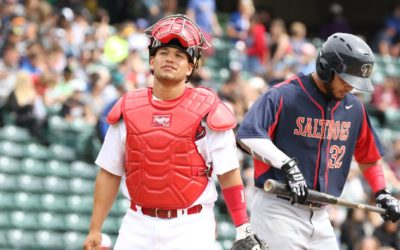 Goldeyes Fall in Both Games of Double Header