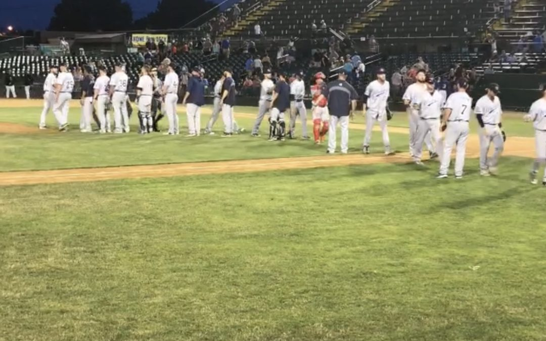 Back-to-Back Homers Lift Goldeyes in Extras